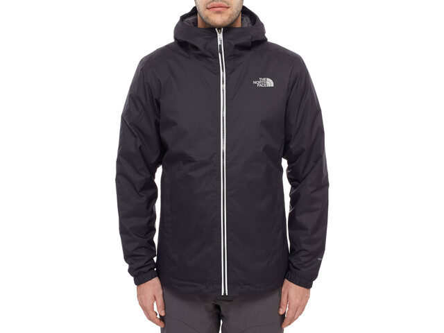 on sale f6d64 a68d4 The North Face Quest Insulated Jacket Herren tnf black